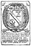 Escudo de Álvaro Bazán Hacén