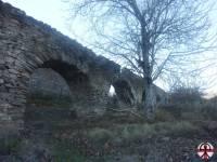 Acueducto del molino de las Juntas, en Abla