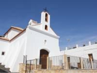 Ermita San Antonio de Padua. Fotografía de Ayuntamiento de Albox