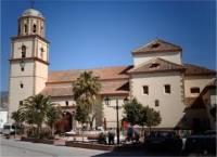 Iglesia de San Sebastián. Fotografía de Ayuntamiento de Alcolea
