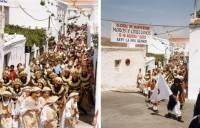 Fiesta moros y cristianos. Fotografía de Ayuntamiento de Alcudia de Monteagud