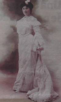 Carolina de Yebra y Rittwaggen. Fotografía de Museos de Terque