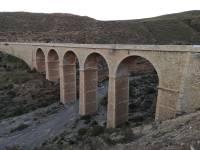 Puente de los cinco ojos. Fotografía de Patrimonio almeriense pueblo a pueblo