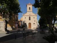 Iglesia de San Sebastián. Fotografía de MyAlmería