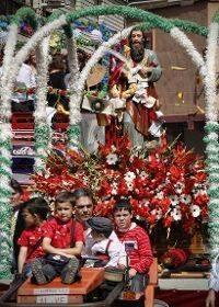 Fiestas San Marcos