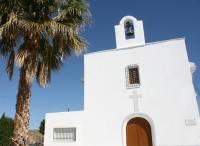 Iglesia de Nuestra Señora del Carmen del Llano de los Olleres. Fotografía de...
