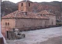 Iglesia del Santo Angel Custodio. Fotografía de Ayuntamiento de Alcolea