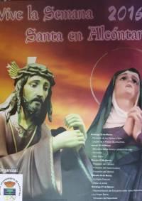 Semana Santa. Fotografía de Alcóntar Actualidad