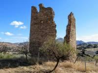 Torre de Alhabia. Fotografía de Patrimonio almeriense pueblo a pueblo
