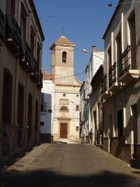 Iglesia de San Juan Evangelista. Fotografía de Wikipedia