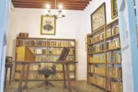 Casa de Nicolás Salmerón. Fotografía de La Voz de Almería