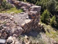Castillo los Castillejos. Fotografía de Patrimonio almeriense pueblo a pueblo