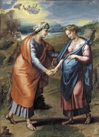 Nuestra Señora de la Visitación. Fotografía de Wikimedia Commons